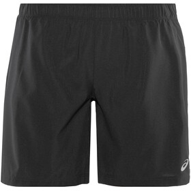 "asics 7"" Shorts Women Performance Black"